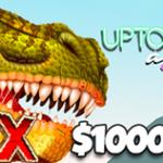 T-Rex free roll